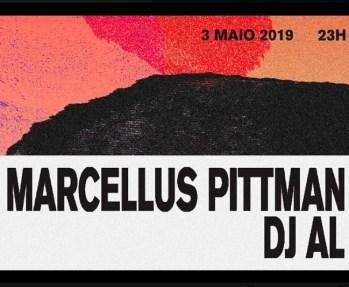 DJ PARTY | Marcellus Pittman + DJ AL at O/B | Cais do Sodré | 11,25€ @ O/B Club | Lisboa | Lisboa | Portugal