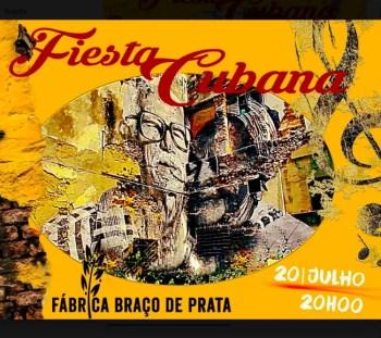 PARTY | Fiesta Cubana 2019 | Braço de Prata | 5€ @ Fábrica Braço de Prata | Lisboa | Lisboa | Portugal