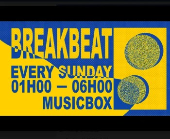 WEEKLY | BreakBeat Sundays at MusicBox | Cais do Sodré | TBD @ Musicbox | Lisboa | Lisboa | Portugal