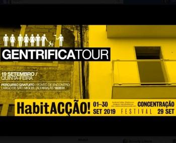 "ACTIVIST TOUR AND FILM SCREENING | Gentrificatour + ""What's going to happen here?"" | Alfama | FREE @ Largo de São Miguel | Lisboa | Lisboa | Portugal"