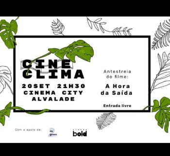 "FILM | CineClima 2019: ""Exit Time"" 