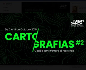 to Oct 19 | ART AND DANCE FESTIVAL | Cartografias#2: The Body as a Frontier of Resistance | Anjos | 3-7€ @ Forum Dança | Lisboa | Lisboa | Portugal