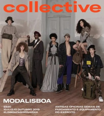 to Oct 13 | FASHION | ModaLisboa 2020: Spring/Summer Collections | Marquês de Pombal | TBA @ Antigas Oficinas Gerais de Fardamento e Equipamento | Lisboa | Lisboa | Portugal