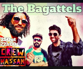 LIVE MUSIC | The Bagattels + MASTA B | Intendente | TBD