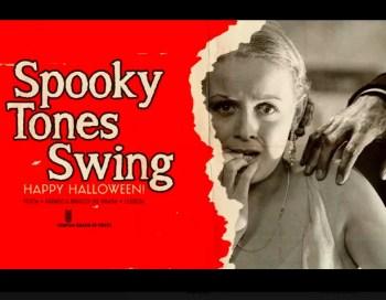 PARTY | Festa de Halloween: Spooky Swing Tones | Braço de Prata | 7,50€ @ Fábrica Braço de Prata | Lisboa | Lisboa | Portugal