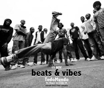 MUSIC | Beats and Vibes Session #1 with Nelsoniq | Picoas | FREE @ TodoMundo | Lisboa | Lisboa | Portugal