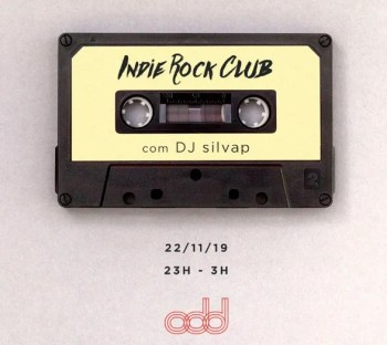PARTY | Indie Rock Club with DJ Silvap | Chiado | 6€ @ ODD Trindade | Lisboa | Lisboa | Portugal