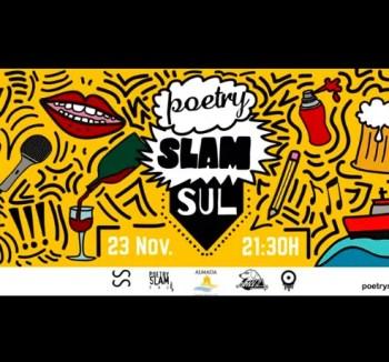 POETRY | Poetry Slam Sul #26 | Cacilhas | FREE @ Ponto de Encontro | Almada | Setúbal | Portugal