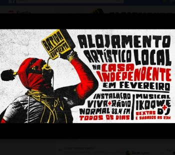 "to Feb 29 | MULTIMEDIA EXHIBIT | Batida presents ""Local Artistic Accommodation"" 