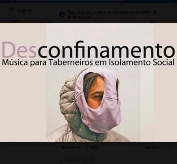 LUNCH AND MUSIC | Desconfinamento at Taberna Anti-Dantas | Avenida | 21€