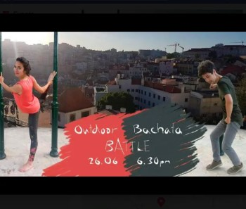 DANCE WORKSHOP | Outdoor Bachata Battle | Campo Mártires da Pátria | 5€