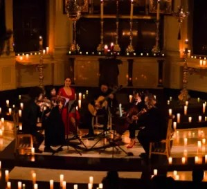 to Oct 13 | CLASSICAL MUSIC | Concertos Candlelight | Lisbon | 15€ @ VARIOUS LOCATIONS