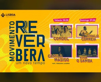 to Aug 9 | LIVE MUSIC | Movimento Reverbera 2020 | Lisbon | FREE @ VARIOUS LOCATIONS