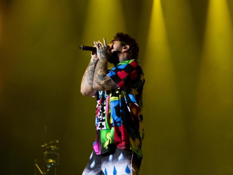 Post Malone | Bringing the performance