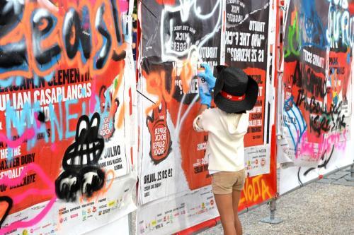 Underdogs urban art space 2