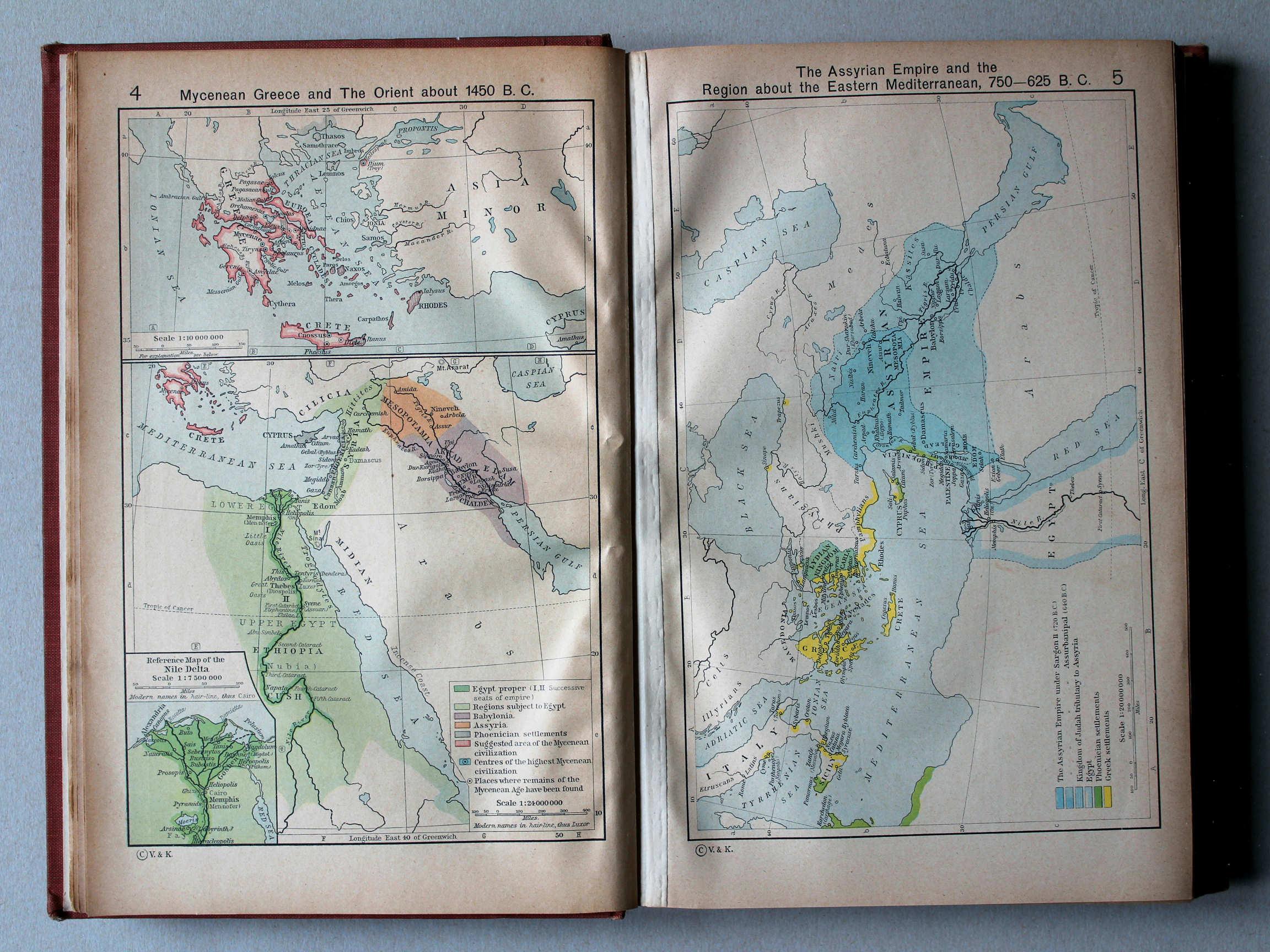 P William R Shepherd Historical Atlas 6e Druk