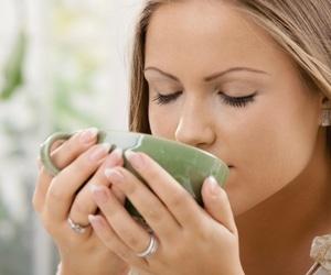 Green Tea drinker