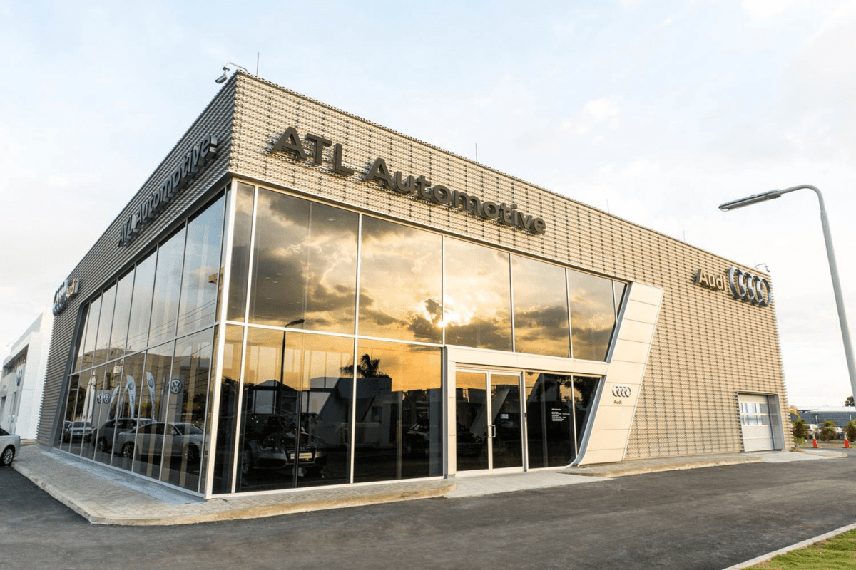 ATL Automotive head office