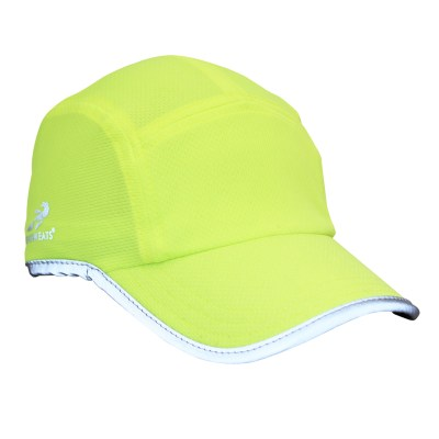 High Visibility Reflective Hat - Yellow