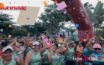 AtletaAko.com Presents: IronGirl 2017 Highlights