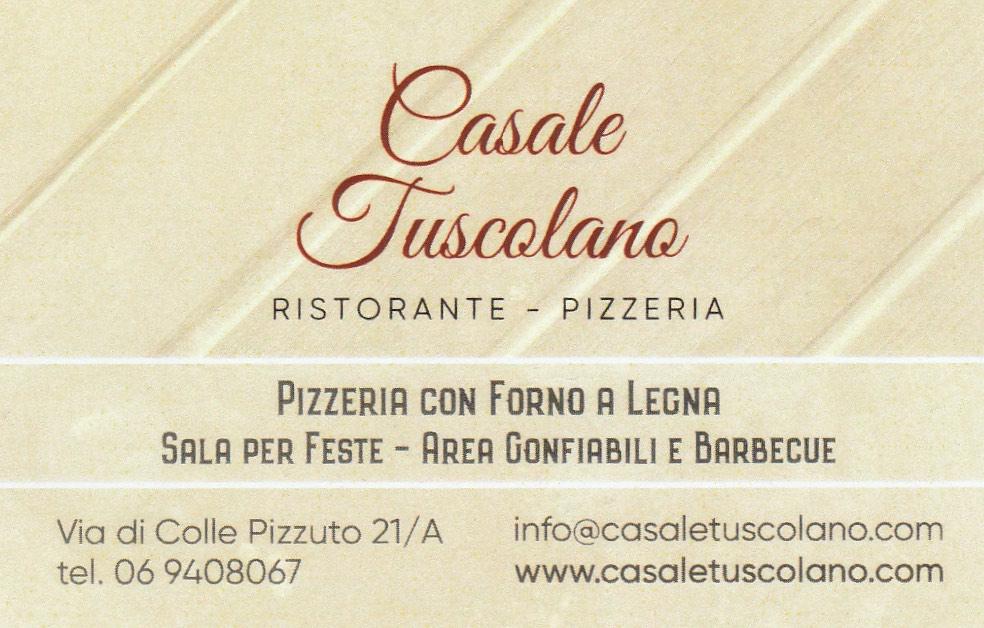 Casale Tuscolano Ristorante Pizzeria