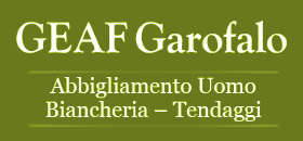GEAF Garofalo - Abbigliamento Uomo, Biancheria, Tendaggi - Via C.Battisti, 13, 81025 Marcianise CE