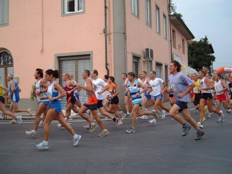 Mezza Maratona Lammari (LU)