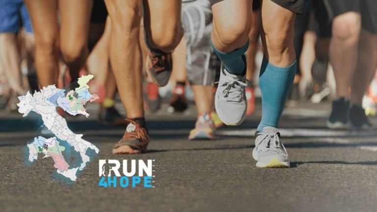 RUN4HOPE – la staffetta italiana