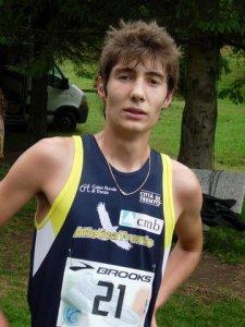 Tommaso Caldonazzi (foto Caldonazzi)