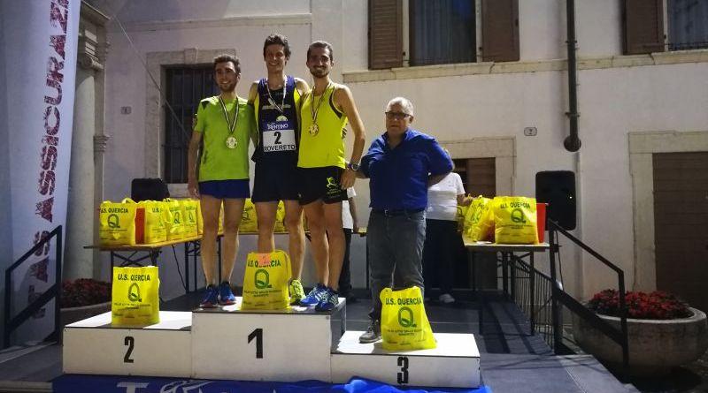 Davide Raineri vince il Giro di Ala