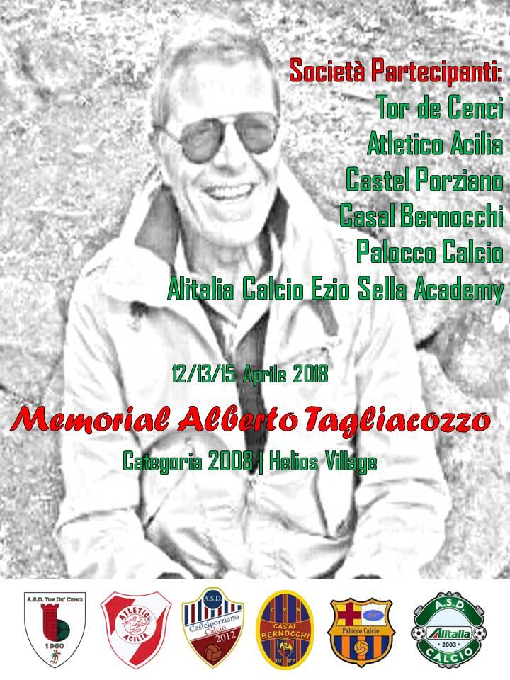 Memorial Alberto Tagliacozzo