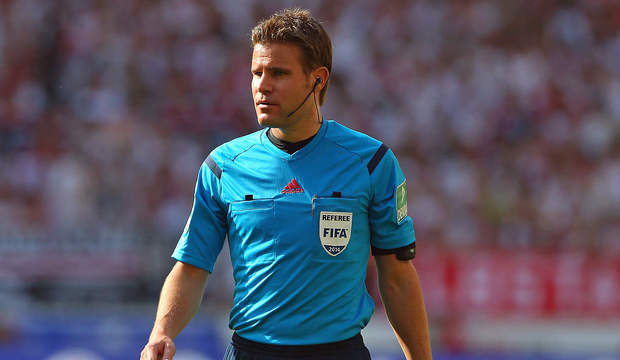 Félix Brych Atlético Chelsea