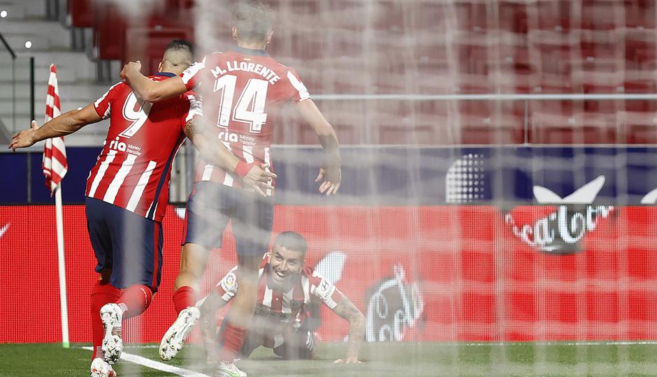 Atleti Real Sociedad
