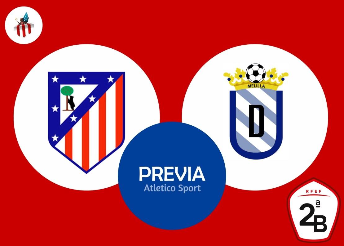 Atlético B Melilla