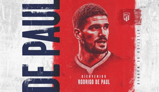 Rodrigo de Paul Atlético