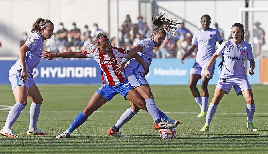 Atlético Femenino Barcelona
