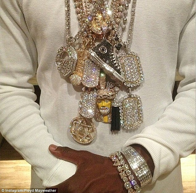 Bizarre world of Floyd Mayweather tell all book by his right hand woman  Atlnightspots