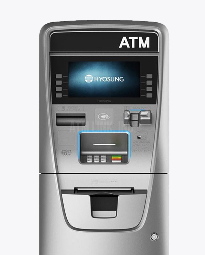 Nautilus Hyosung Halo II Series ATM Machine  ATM Link Inc