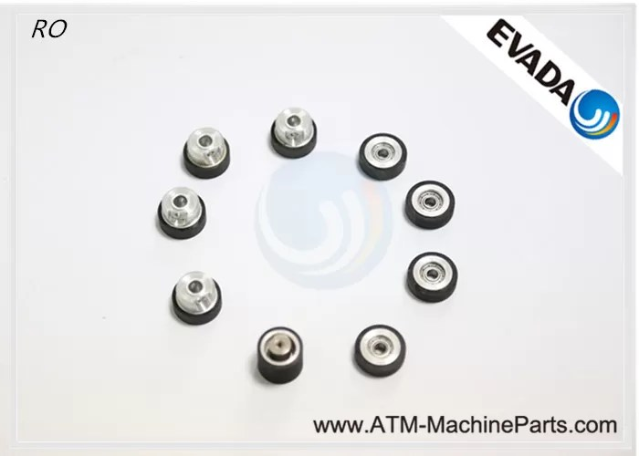 Silvery WINCOR ATM Machine Parts V2CU CARD READER ROLLER