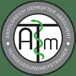 ATM Hundegesundheitstrainer Absolvent - Hundegesundheitstrainer Ausbildung - ATM Akademie