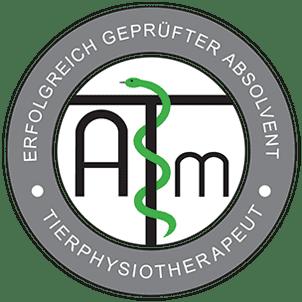 ATM Tierphysiotherapie Absolvent - Tierphysiotherapie Ausbildung - ATM Akademie
