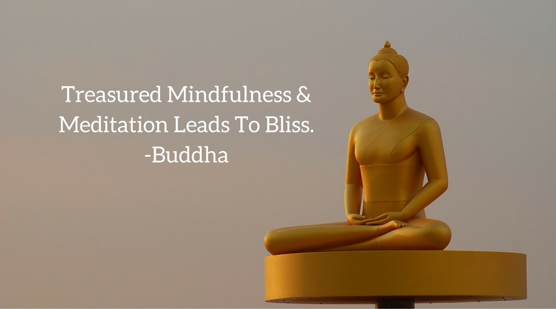 Mindfulness & Meditation Leads To Bliss