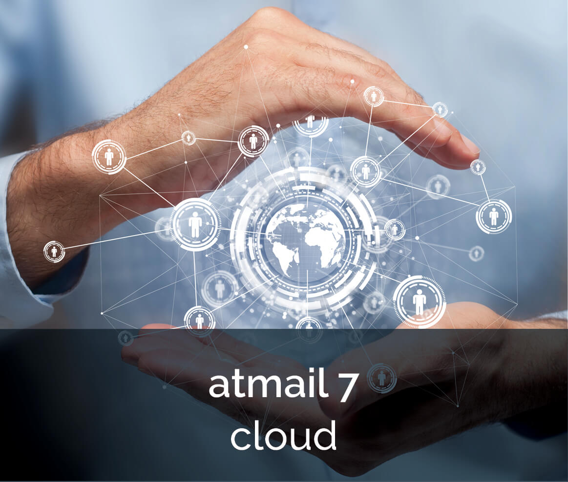 FAQ Cover - atmail - 7 cloud - frequently asked questions - hosted email