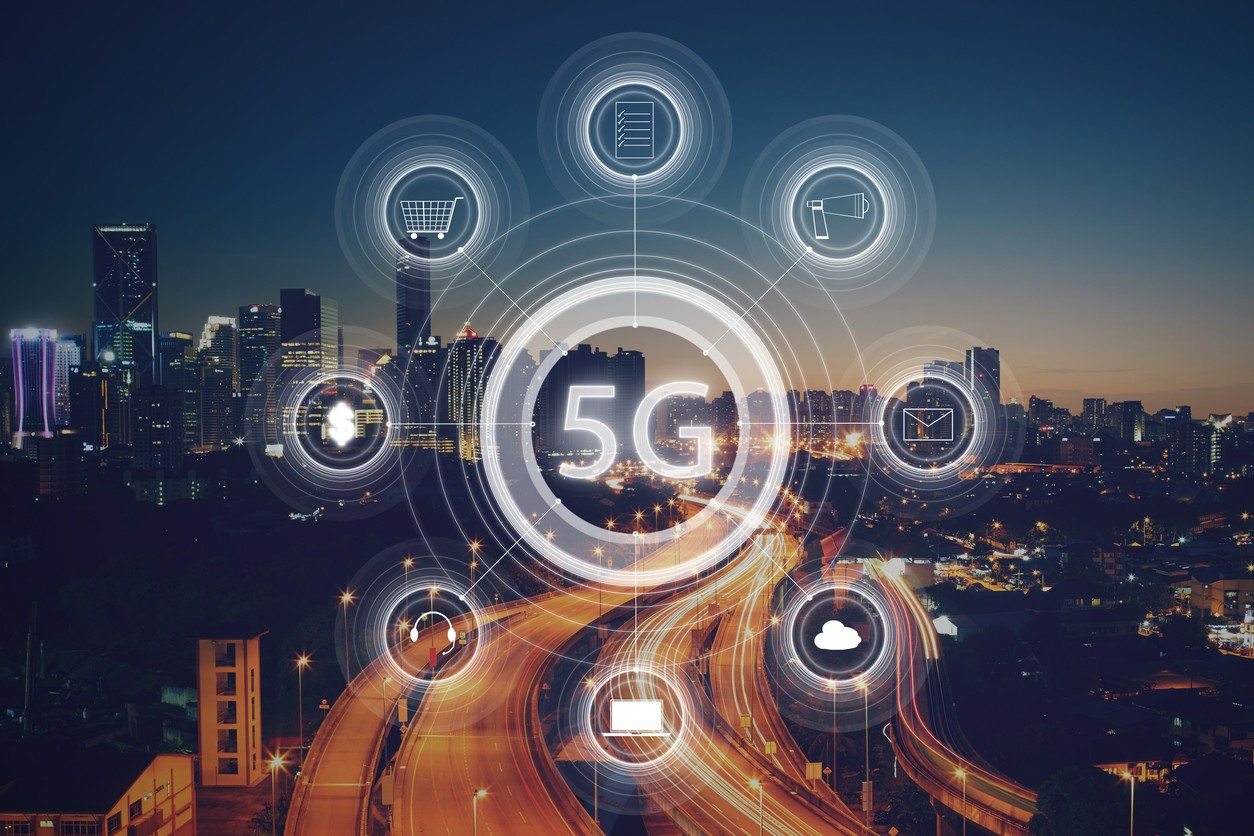 5G & Network Slicing - atmail - email experts