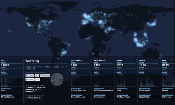 Tweetping_mappa_interattiva_tweet_nel_mondo_atman_agenzia_digitale