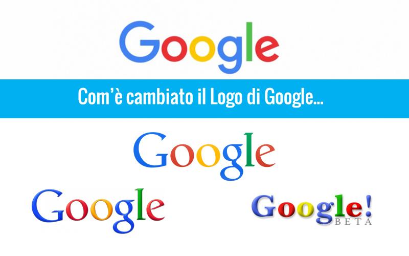 Cambia il logo Google