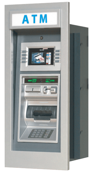 Genmega GT3000 Through the Wall ATM Equipment