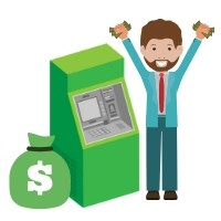 Happy ATM Machine Owner via ATMDepot.com