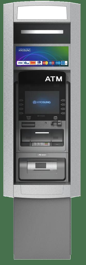 Nautilus Hyosung 2800T TTW ATM Machine