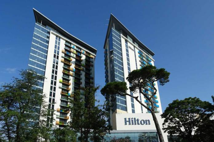 Hilton First For Africa